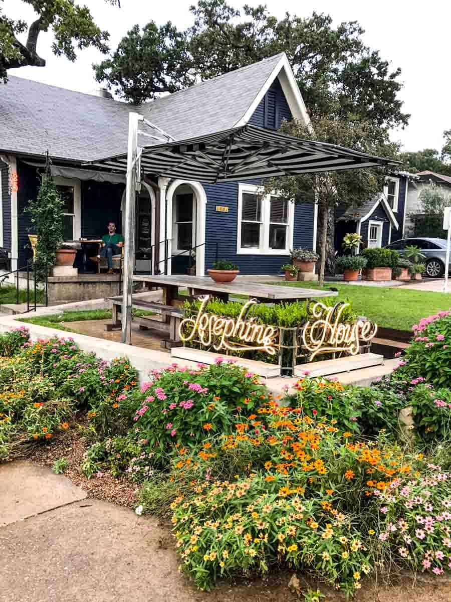 Austin: Josephine House | Female Foodie Josephine House