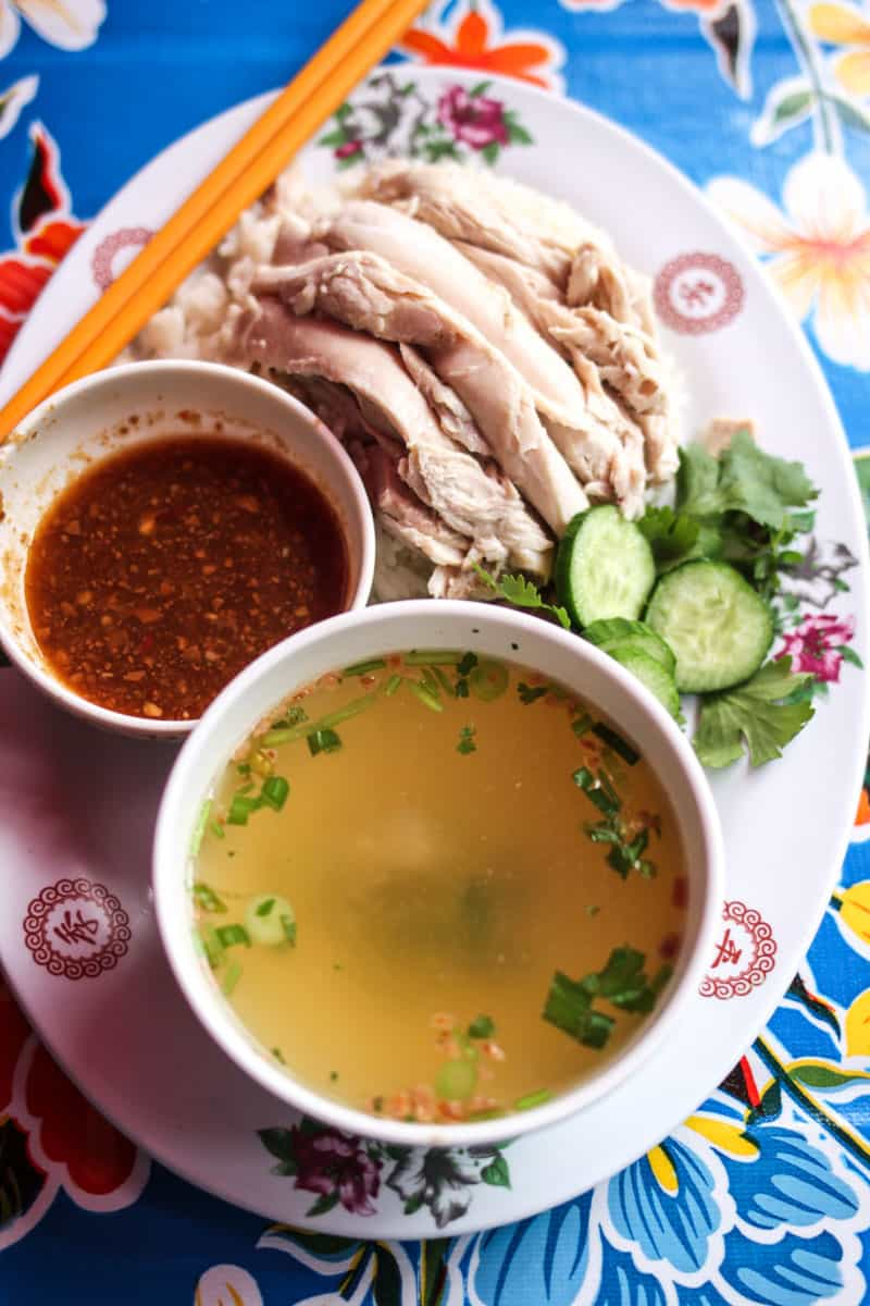 Nong's Khao Man Gai in Portland | Full review at femalefoodie.com!