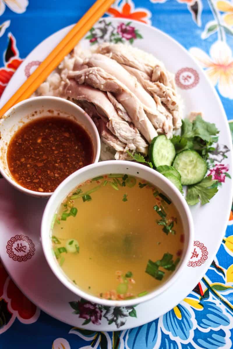 Foodie aventure to portland oregon female foodie for Authentic thai cuisine portland