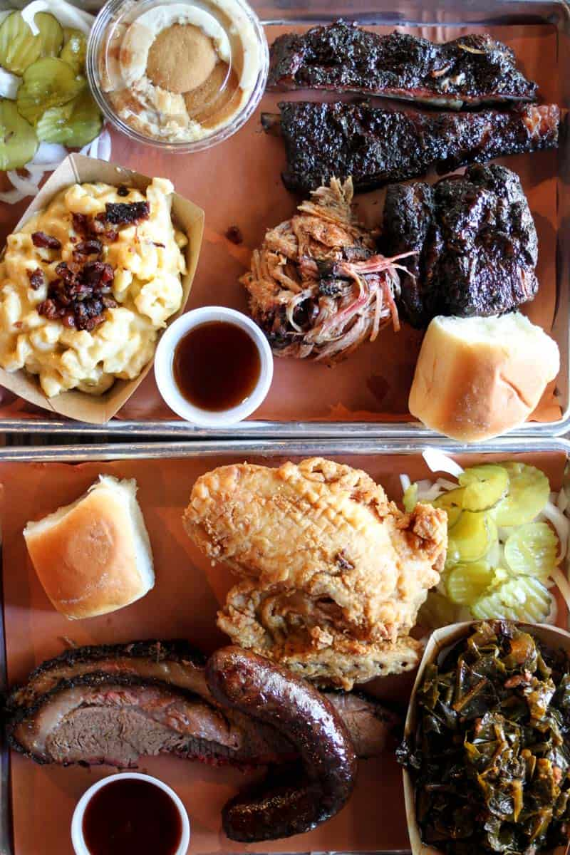Pecan Lodge in Dallas, Texas for literally the best barbecue I have had in my life! | femalefoodie.com