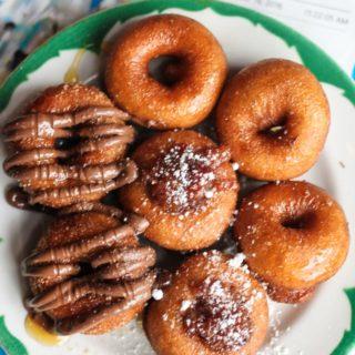 Portland: Pip's Original Doughnuts & Chai