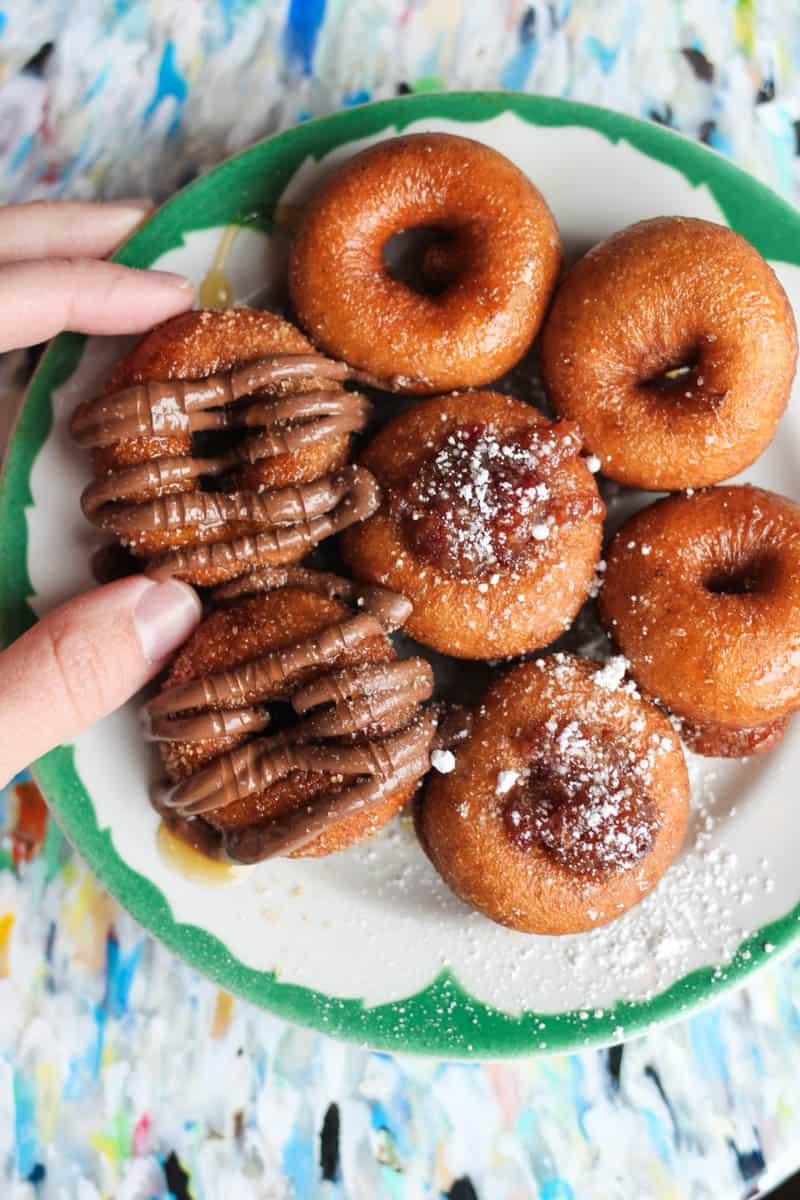 Pip's Original Doughnuts & Chai in Portland, Oregon | femalefoodie.com