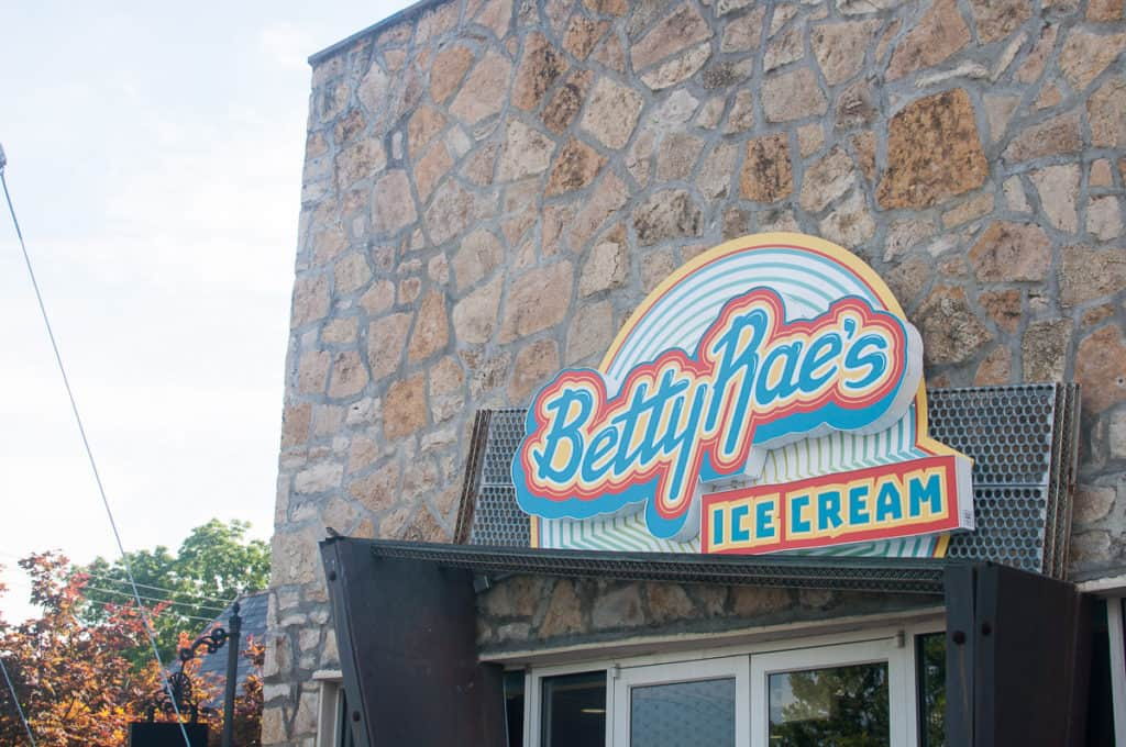 Ready for the best waffle cones in the world? Kansas City's Betty Rae's has you covered. With so many unique flavors, Betty Rae's is worth many a visit!