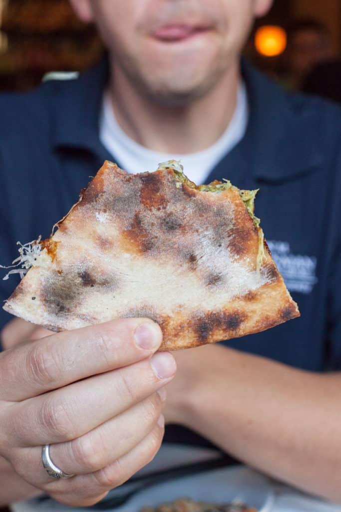 Barbaro Pizza in San Antonio, Texas!