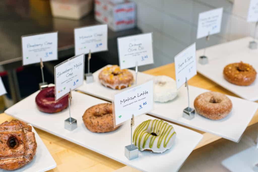 Top 10 Donut Shops in LA