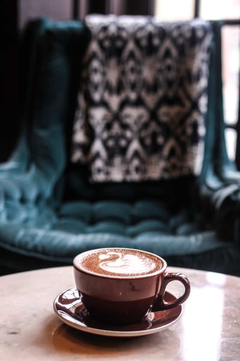 The Best Hot Chocolate in Salt Lake City