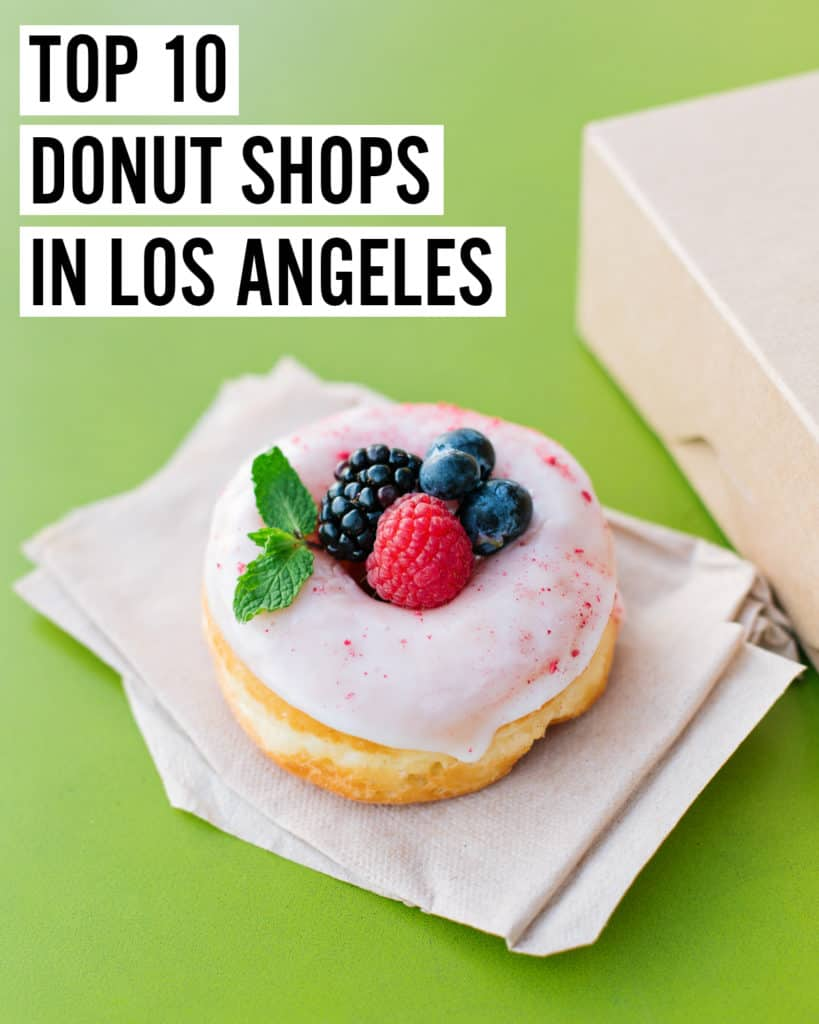 Los Angeles County Top  Cities For Food