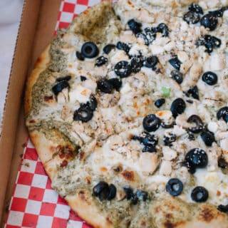 Southern Utah: Rigatti's Pizza