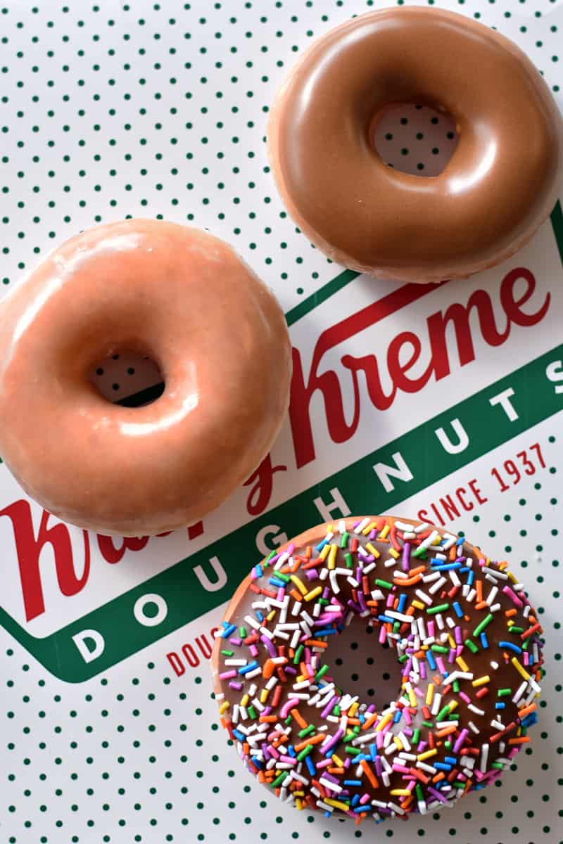 Top 5 Donut Shops in Utah County