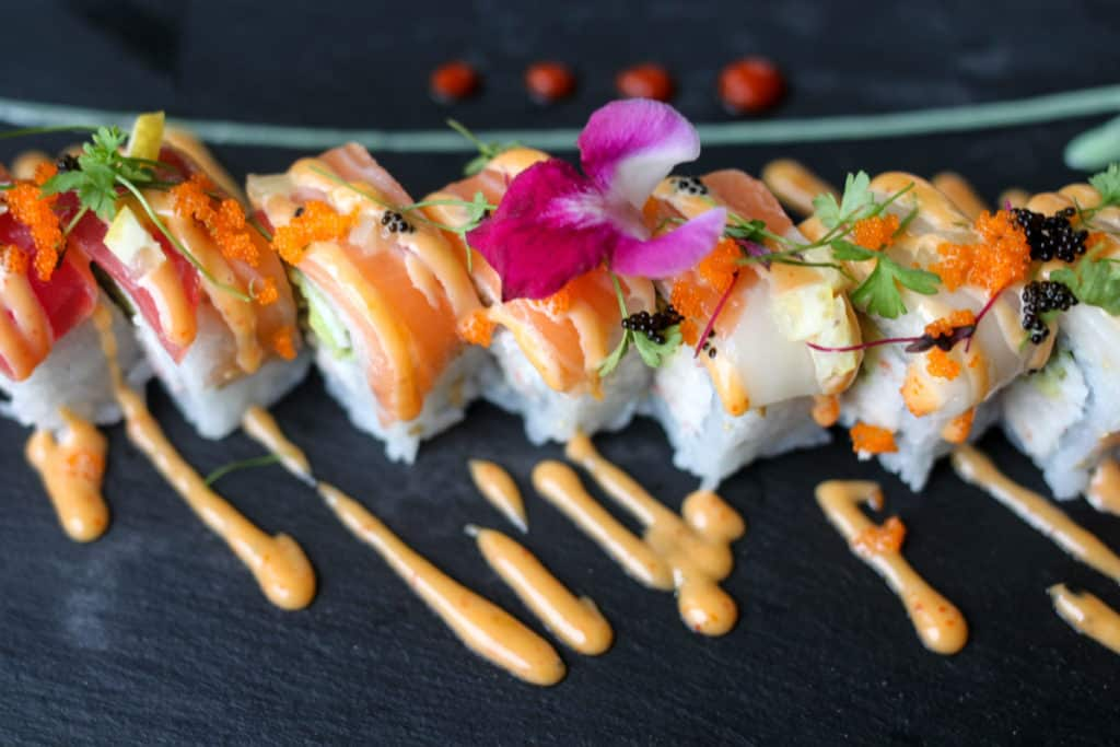 Chopfuku Asian Cuisine in Salt Lake City, Utah. Read our full review for best menu items!