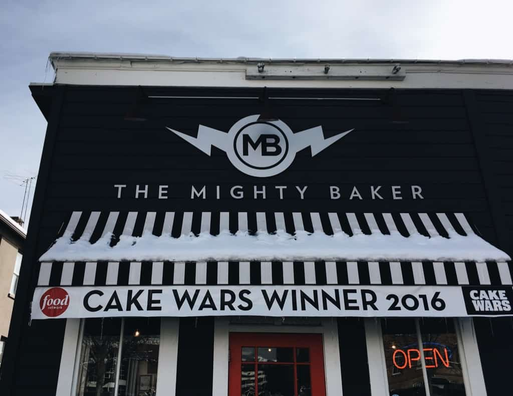 The Mighty Baker