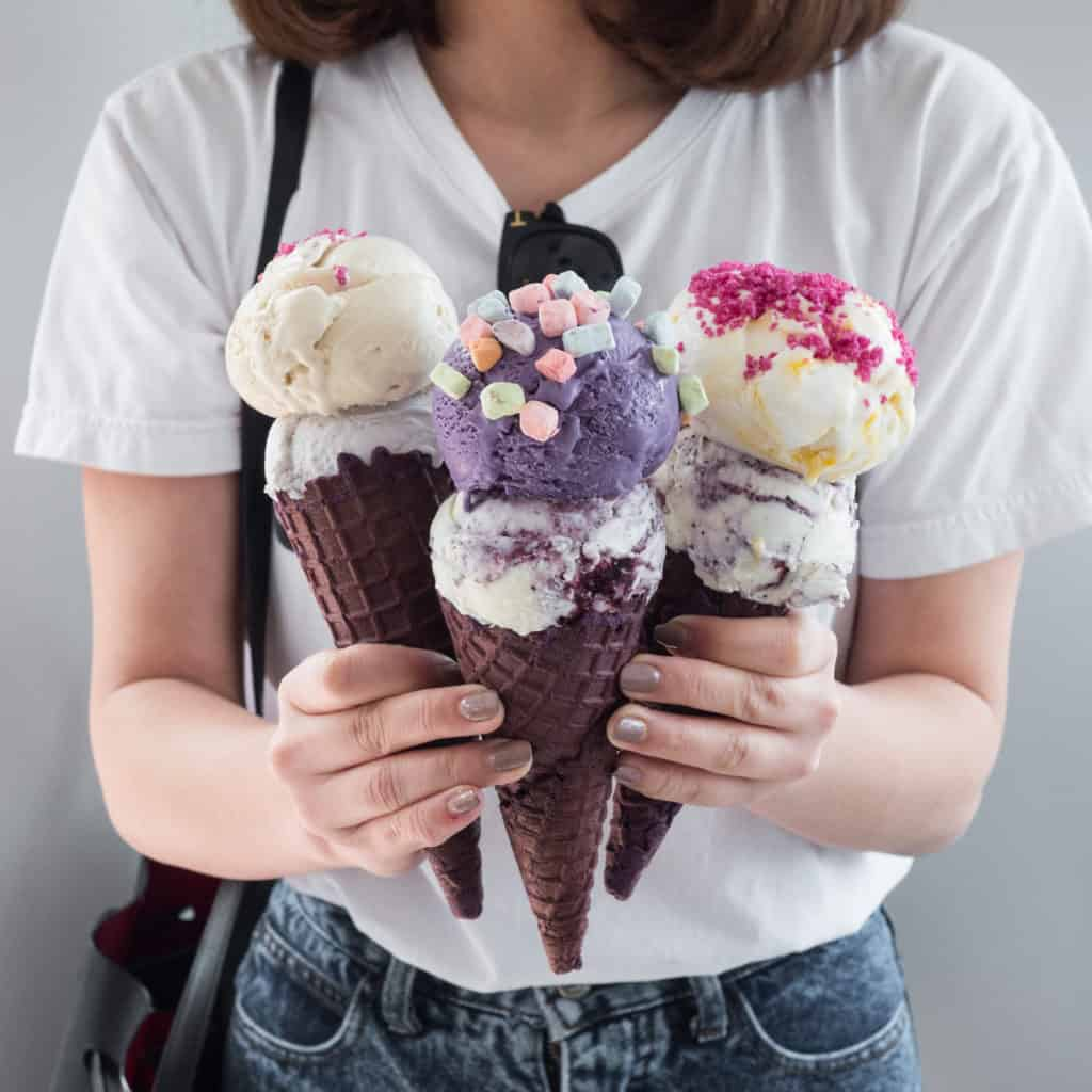 Best Ice Cream Los Angeles | femalefoodie.com | Wanderlust Creamery