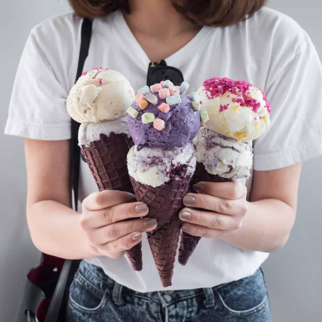 Best Ice Cream Los Angeles | femalefoodie.com | Wanderlust Creamery