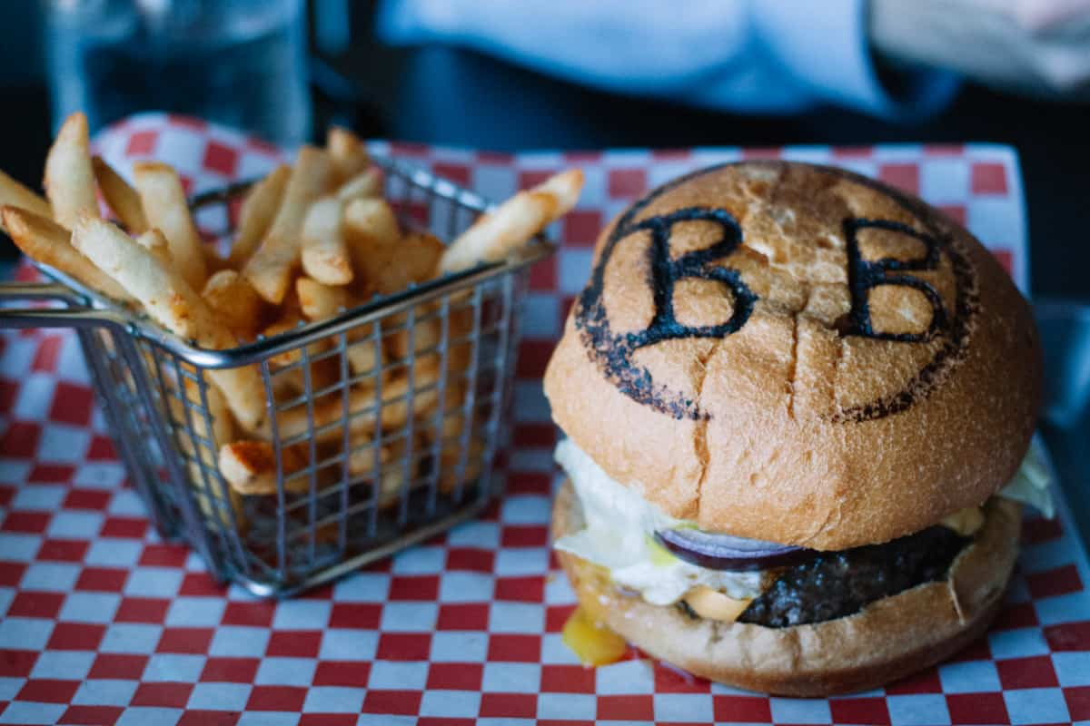 Burgers & Barley in Park City, UT | femalefoodie.com