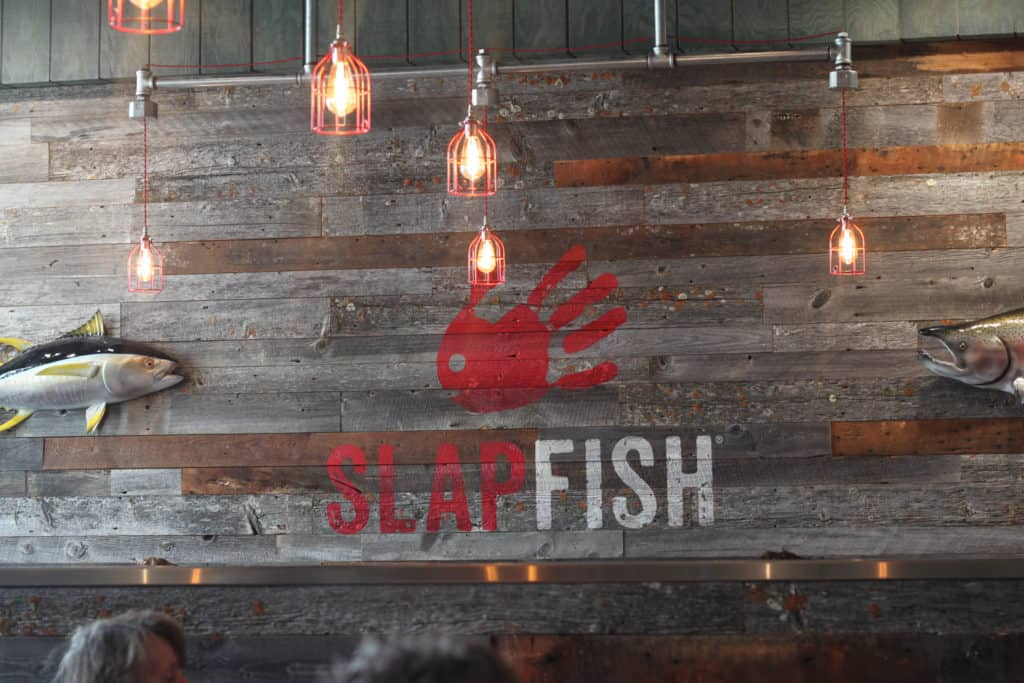 SlapFish, femalefoodie.com