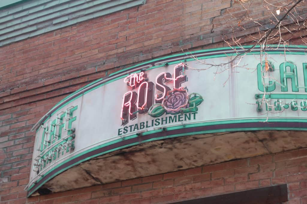 Female Foodie SLC: The Rose Establishment