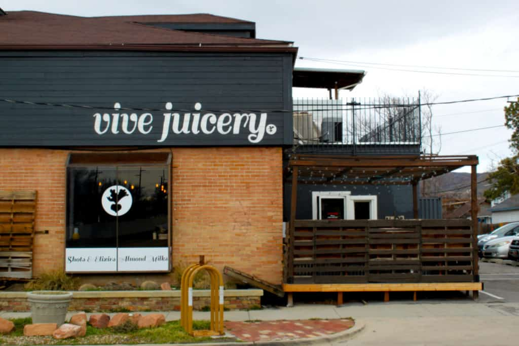 Female Foodie SLC: Vive Juicery