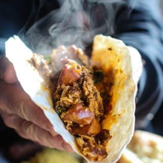 Portland:  Podnah's Pit BBQ