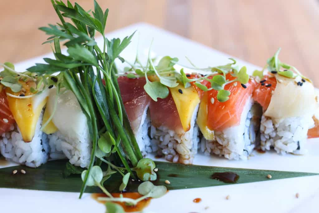 Blind Dog Restaurant & Sushi- one of my favorite places in Park City with something on the menu for everyone. Read our full review at femalefoodie.com!