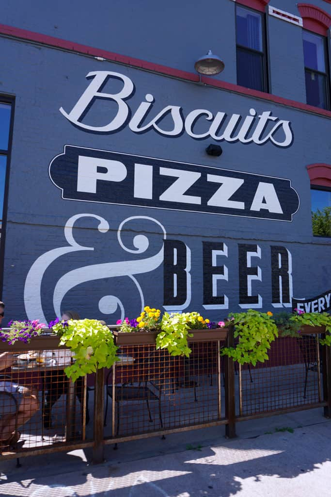 The Denver Biscuit Co. has been serving real southern gourmet biscuits fresh since 2009.