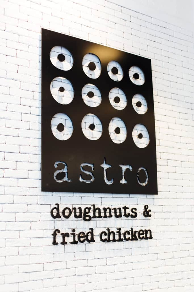 Astro Doughnuts & Fried Chicken