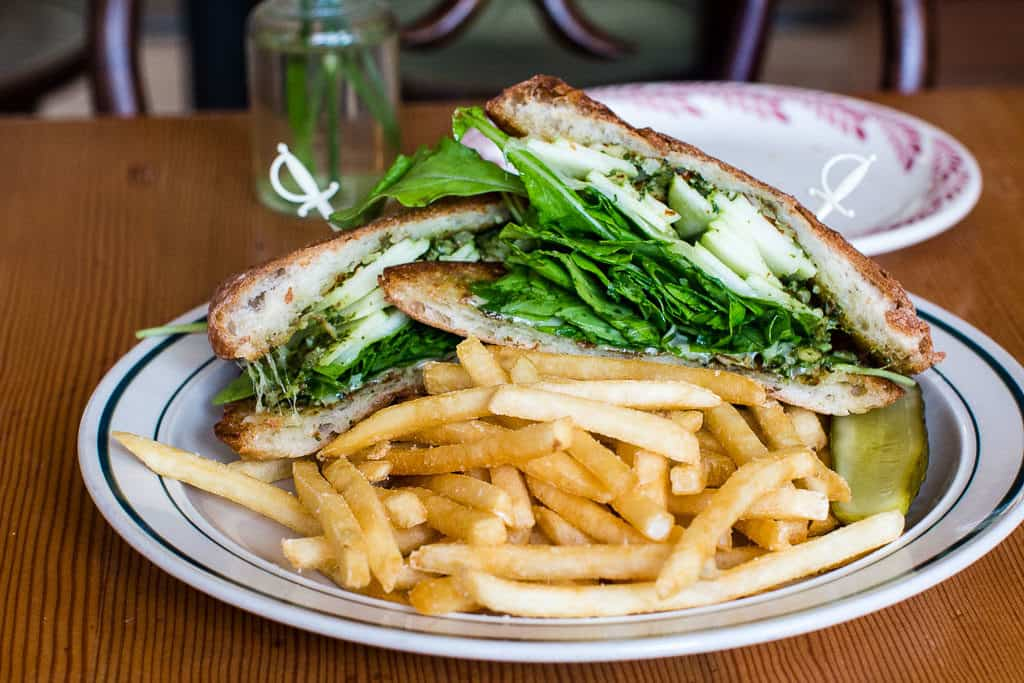 A list of Portland's 12 Best Places for Summer Dining. Read our full list at femalefoodie.com!