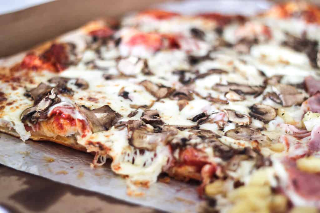 A list of tried and true spots for the best pizza in Salt Lake City. This list of favorites includes pizza for all occasions!