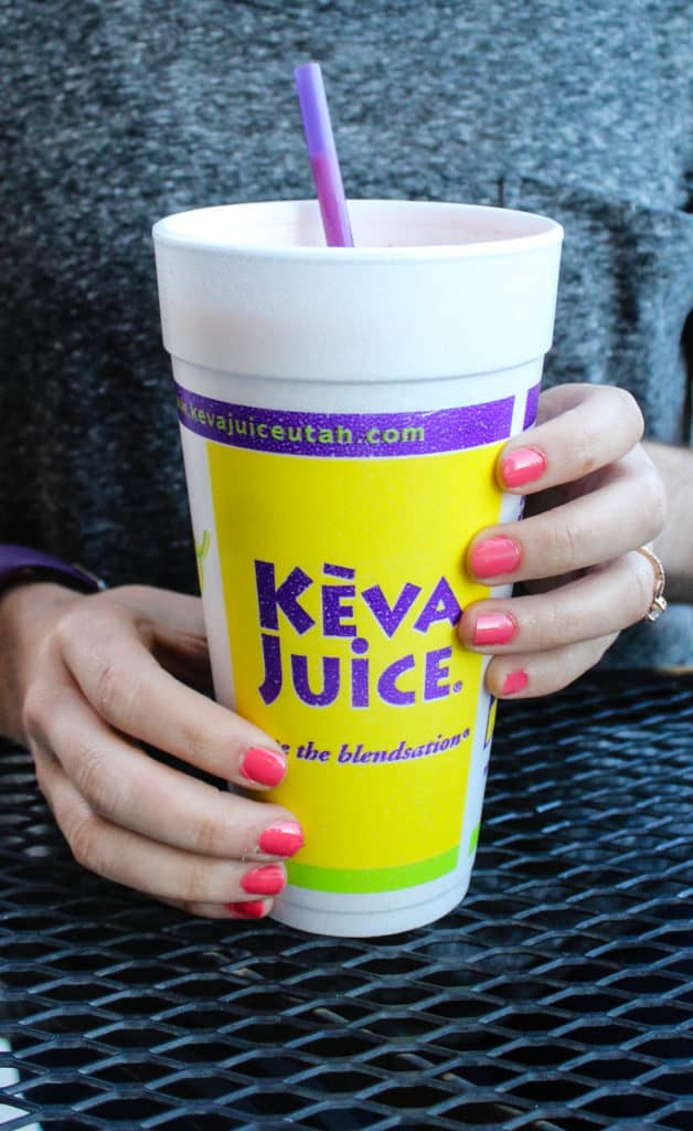Keva Juice is a delicious smoothie shop offering free supplements and a variety of options for any tastebud. Full post at femalefoodie.com