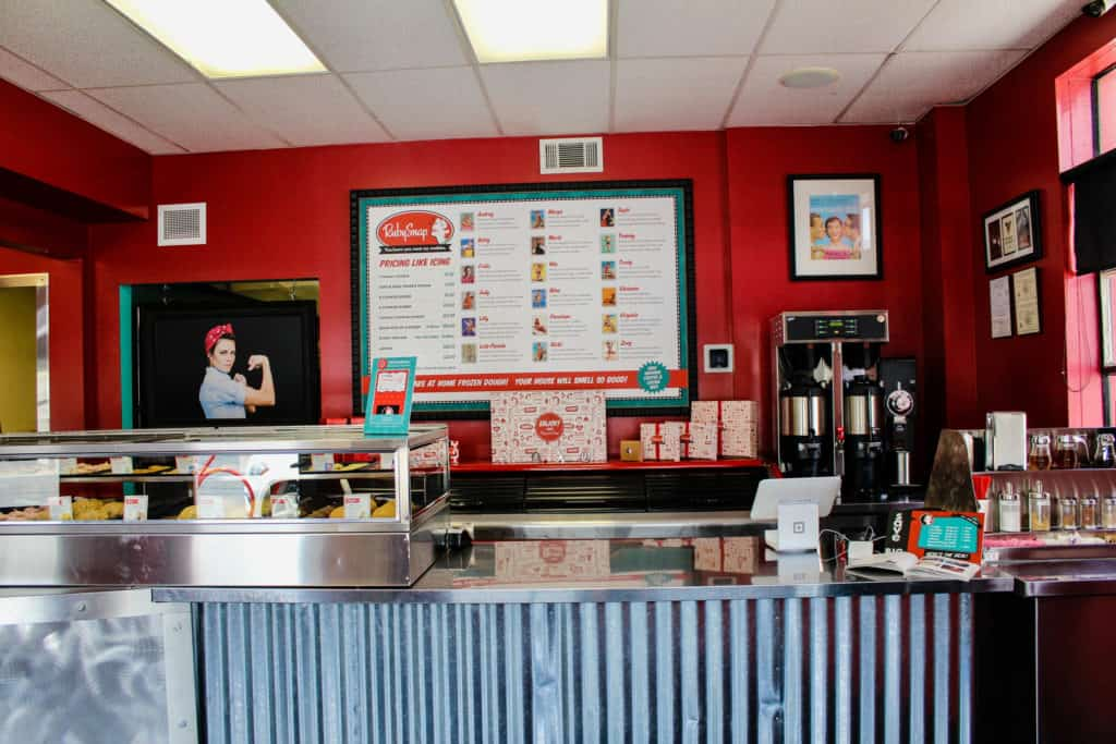 Visit RubySnap in Salt Lake City for cookies soft and moist with a wide variety of tastes. See our full review at femalefoodie.com!