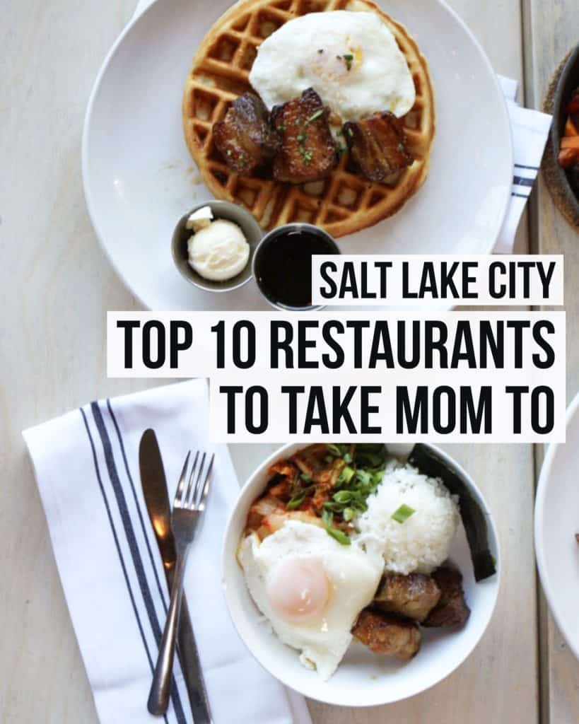 A List Of The Best Places To Take Your Mom For Bite Eat In