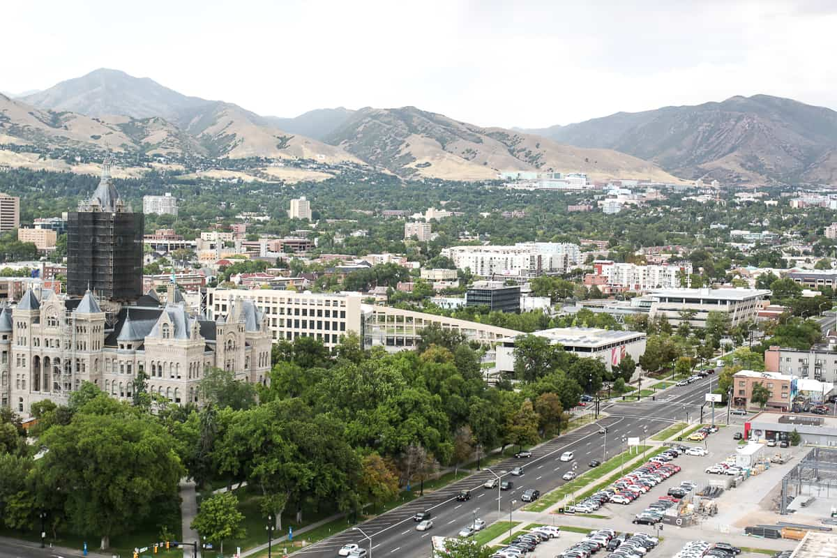 A comprehensive list of 101 things to do in Salt Lake City, Utah's capitol city.