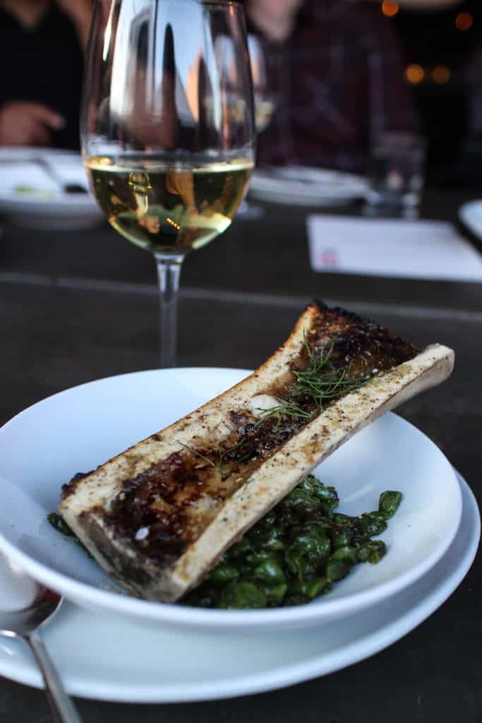 Bestia | Los Angeles | femalefoodie.com | Roasted Bone Marrow