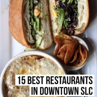 15 Best Restaurants in Downtown Salt Lake City