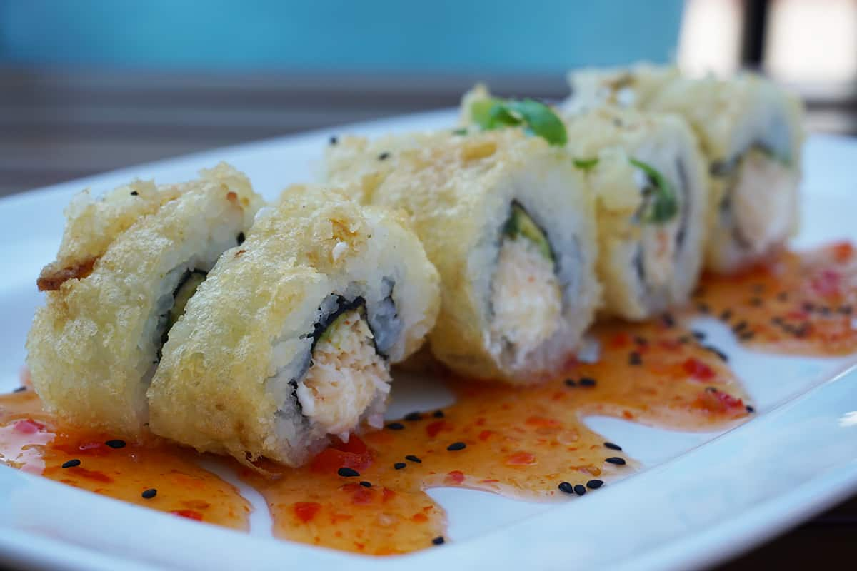 Denver may be a landlocked state but don't let that fool you when it comes to sushi options! Read our review on Blue Sushi Sake Grill at femalefoodie.com!