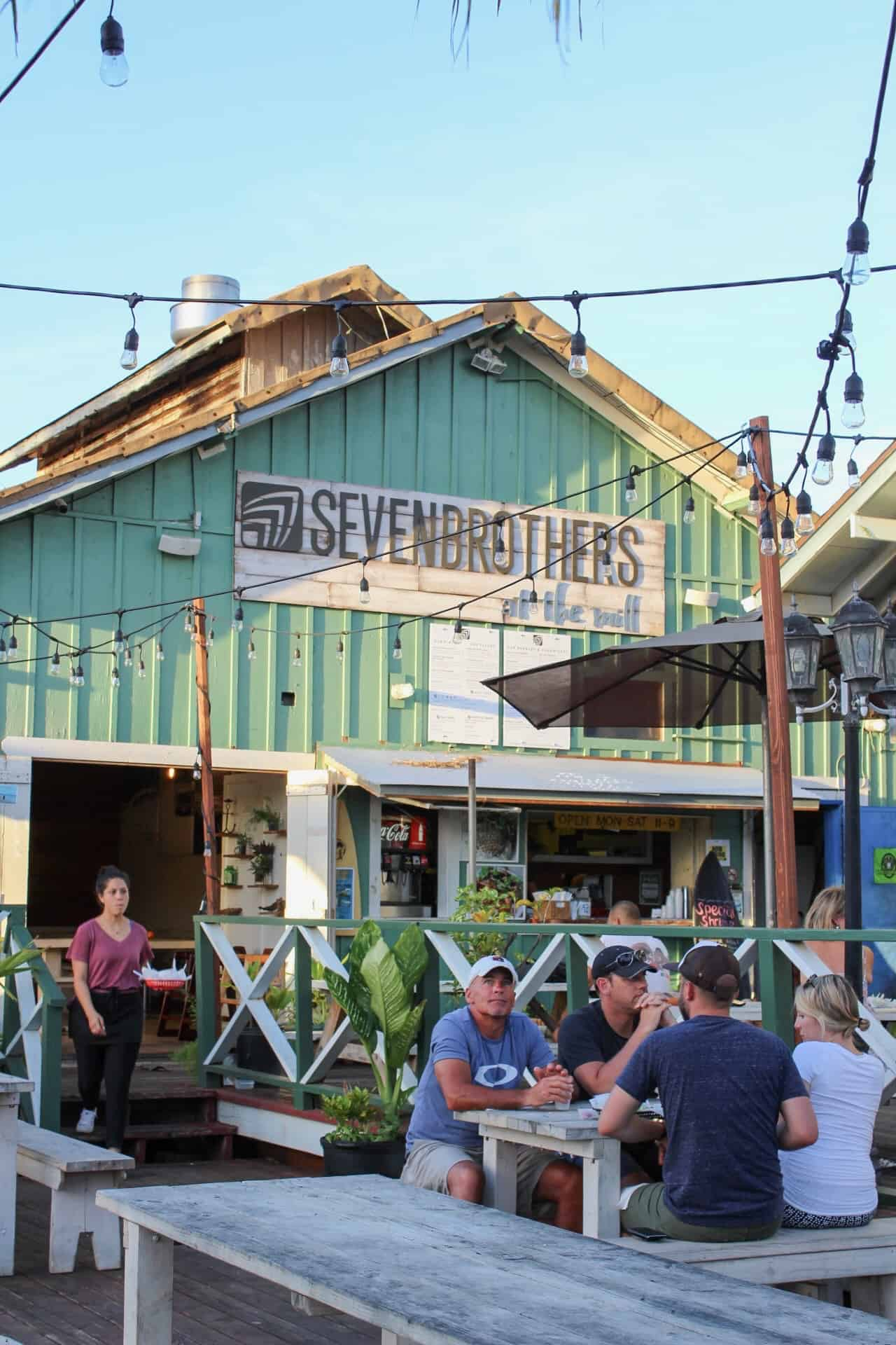 Saratoga Springs Seven Brothers Female Foodie