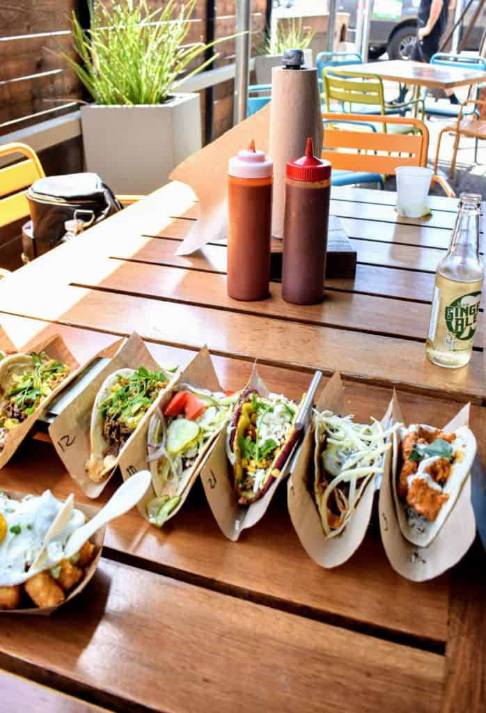 If you want the best tacos in Dallas, look no further than Velvet Taco!
