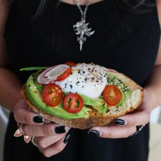 Rabbit Crew LA | Los Angeles | femalefoodie.com | Avocado Toast