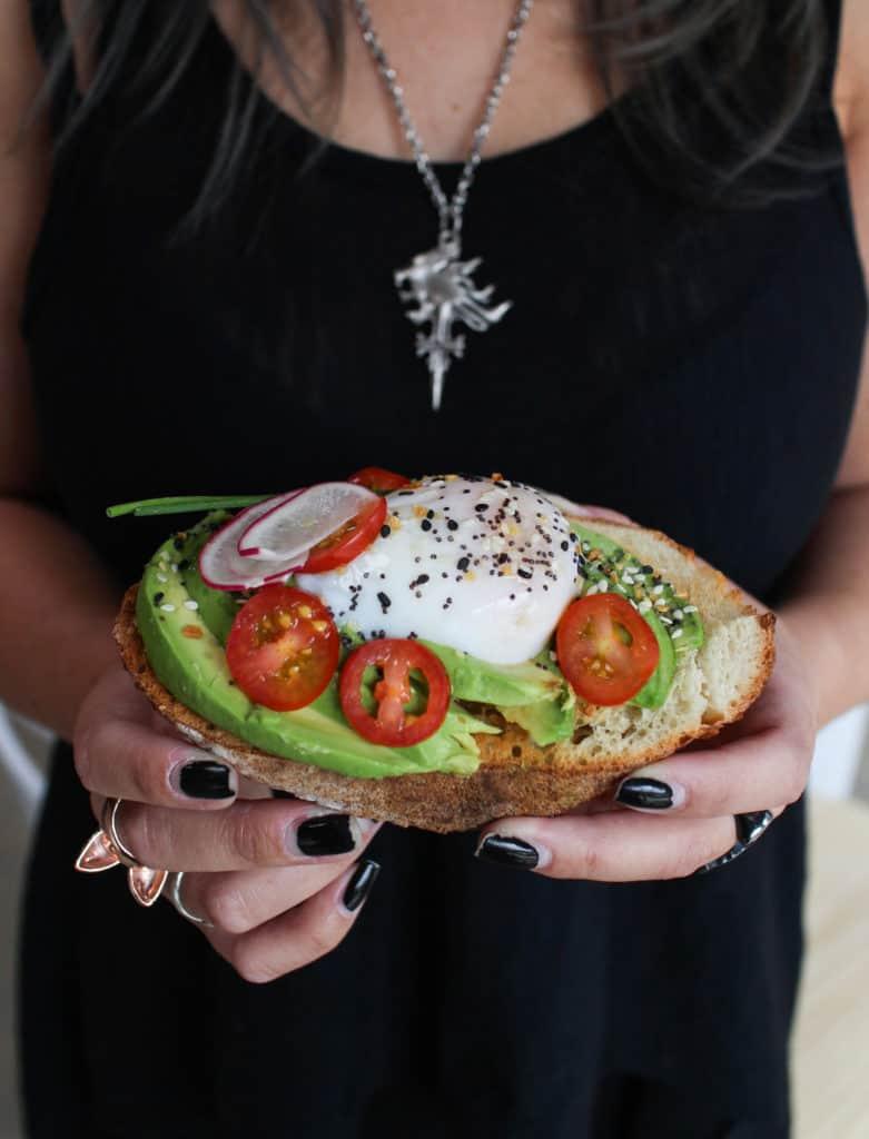 Rabbit Crew LA | Los Angeles | femalefoodie.com | Avocado Toast