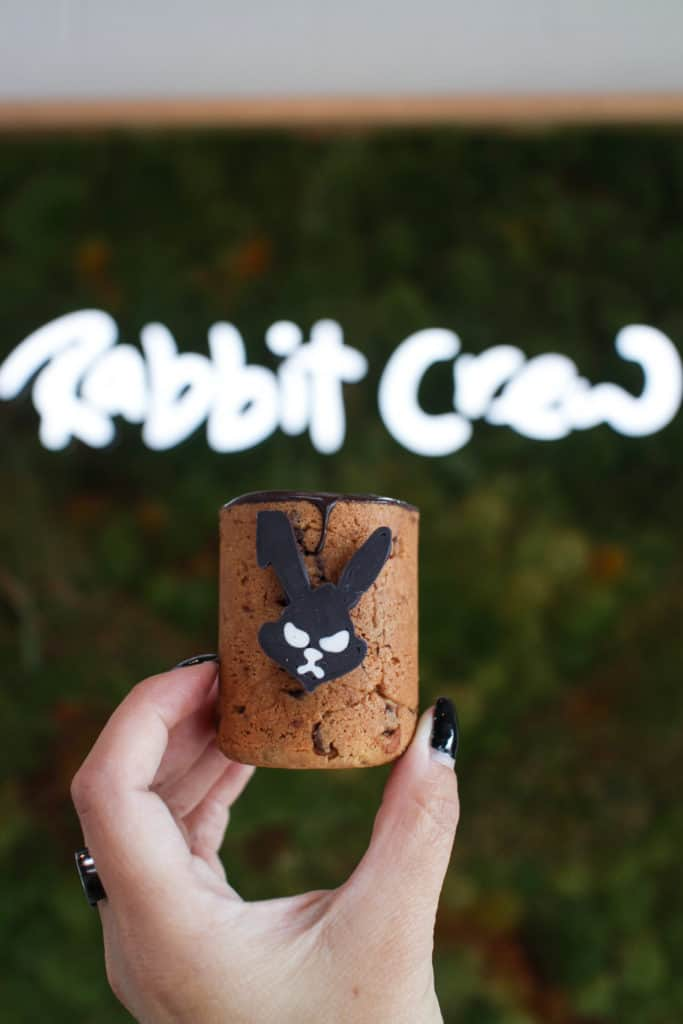 Rabbit Crew LA | Los Angeles | femalefoodie.com | Cookie Shot