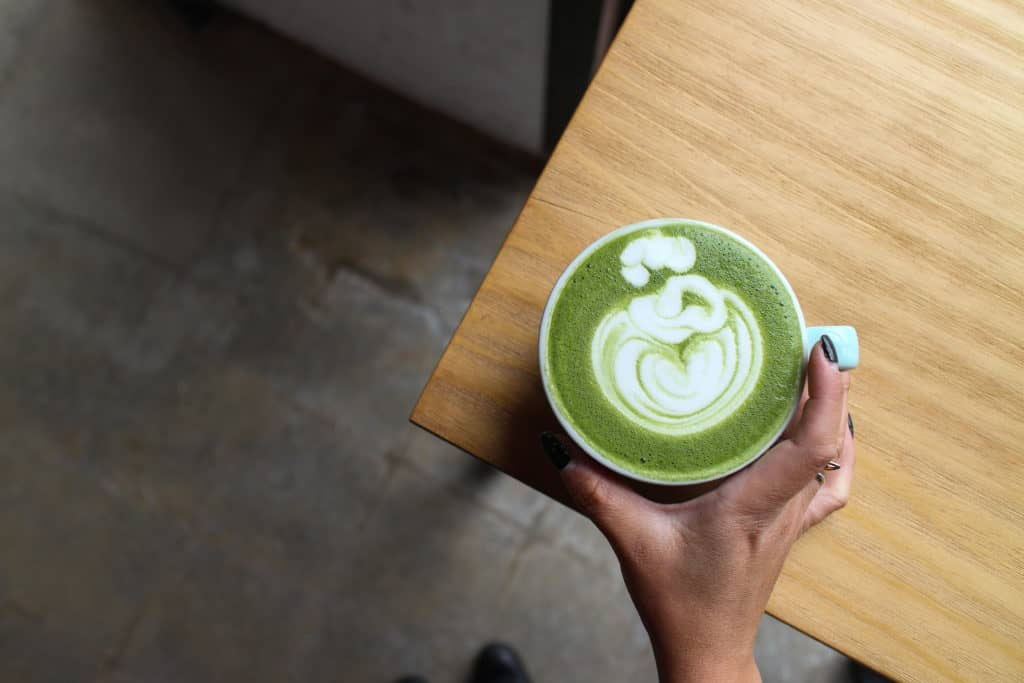 Rabbit Crew LA | Los Angeles | femalefoodie.com | Matcha Latte