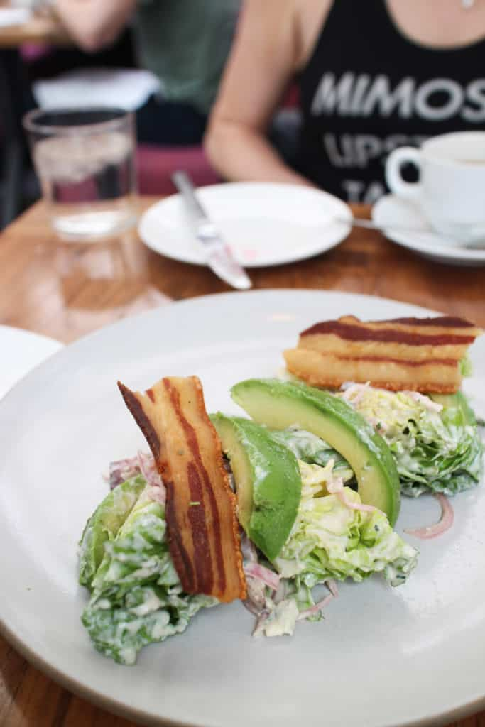 Redbird | Los Angeles | femalefoodie.com | Avocado Salad