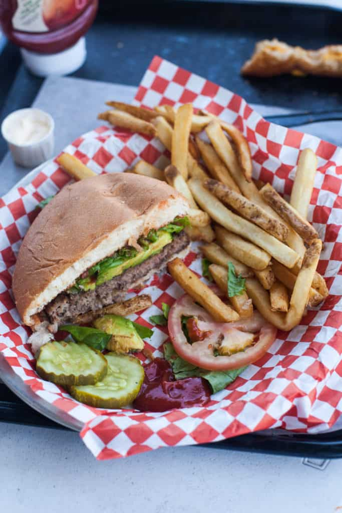 San Antonio Big Z Burger Joint Female Foodie
