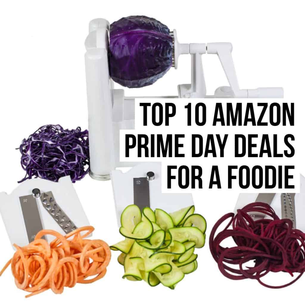 top 10 amazon prime day deals for a foodie female foodie. Black Bedroom Furniture Sets. Home Design Ideas