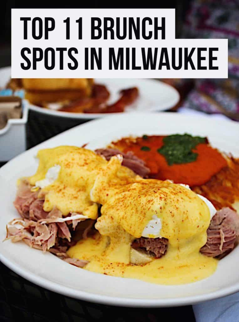 A list of some of our favorite brunch dishes around the Milwaukee area. Visit femalefoodie.com for the full post!
