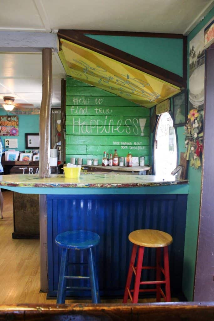 Waialua Bakery & Juice Bar sits cozy in the heart of the historic surf town of Hale'iwa and is one of my favorite restaurants for healthy & fresh options!