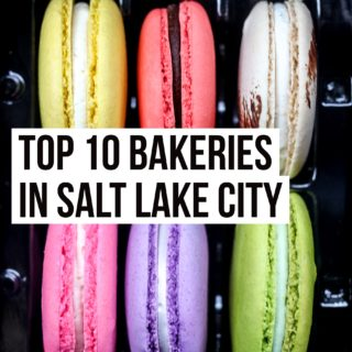 Top 10 Bakeries in Salt Lake City