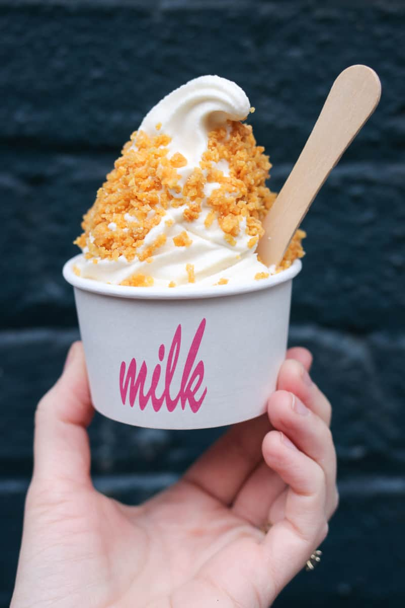 Momofuku Milk Bar Cereal Soft Serve