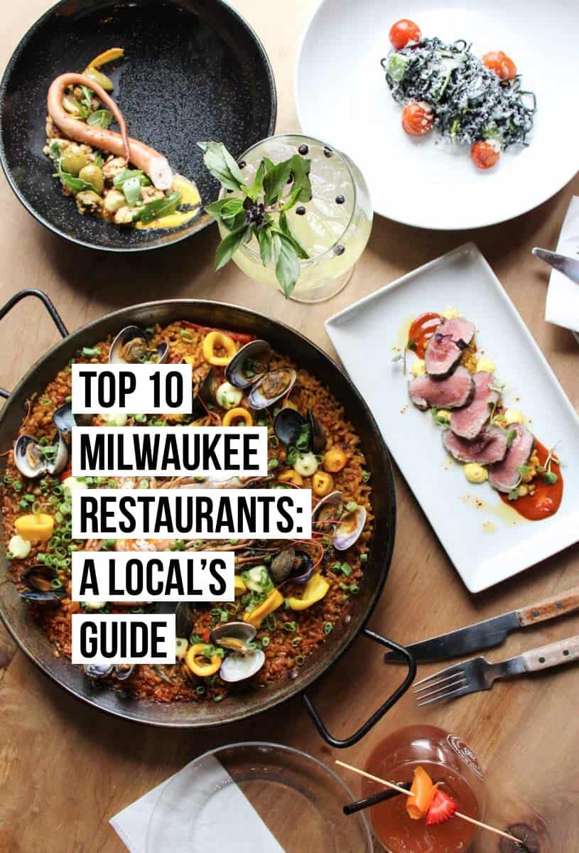 Top 10 Milwaukee Restaurants