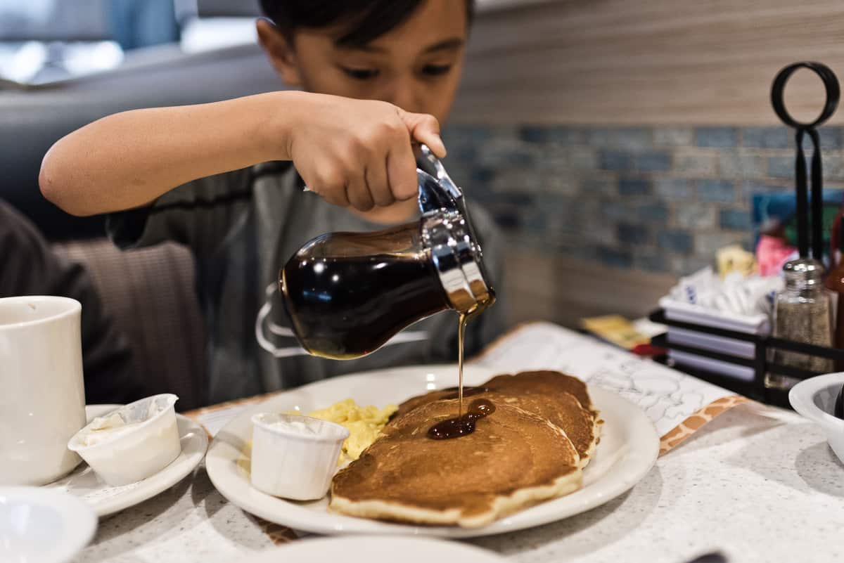 Top 8 spots for the best breakfast & brunch in Orange County. The Original Pancake House in Aliso Viejo has an extensive and delicious menu with kid friendly options sure to satisfy everyone in the family. Full post at femalefoodie.com.