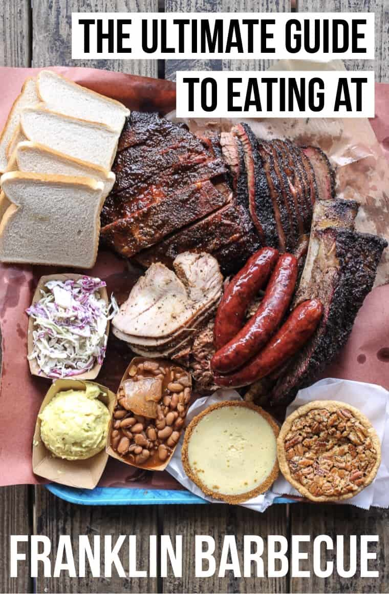 The only guide you'll ever need for eating at Franklin Bbq, the best bbq in Austin, including how long you'll wait in line, what we wish we would have known, and if the wait was really worth it.